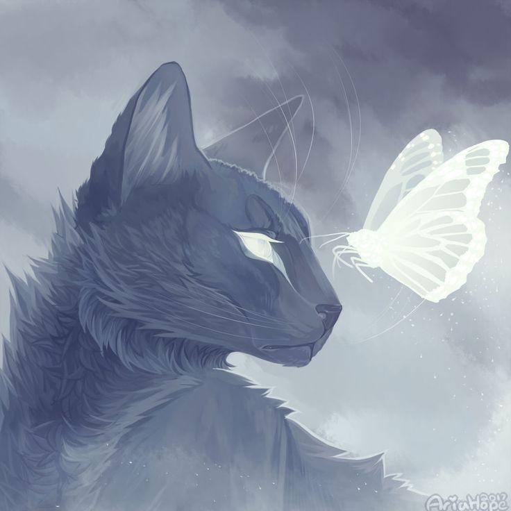 мифические существа коты места