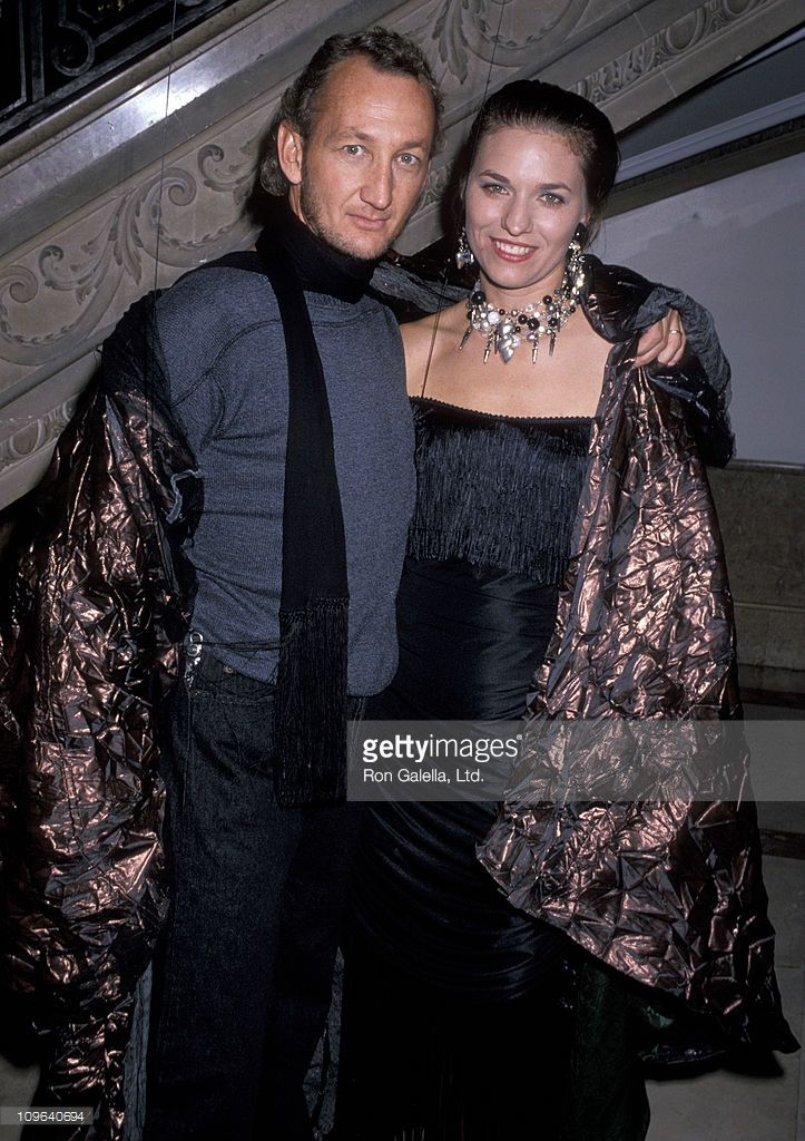 Robert Englund and Nancy Booth during 'Phantom of the Opera' New York City - After Party at Burden Mansion in New York City, New York, United States.