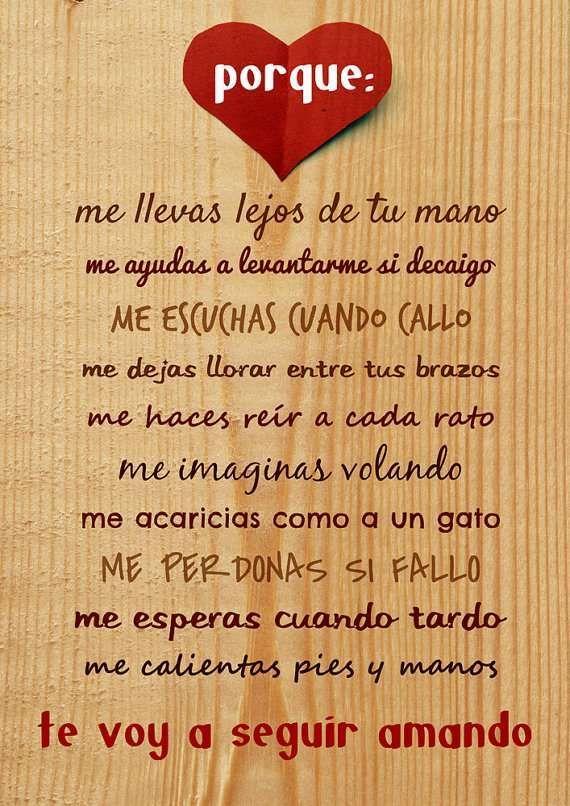 Frases Ilustradas Para El Día De Los Enamorados Frases De San Valentin Frases De Enamorados Día De San Valentin