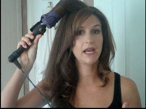 Hi Everyone!    Here is a tutorial on how to curl your hair to create big, loose curls using a 2 inch curling iron.  (I think in video, I said it was a 2.5 inch  - sorry)  This video gives step-by-step instructions on how to achieve the look.    Good Luck and practice makes perfect. ☺    Here is the link to the curling iron I bought at Ulta.  ht...