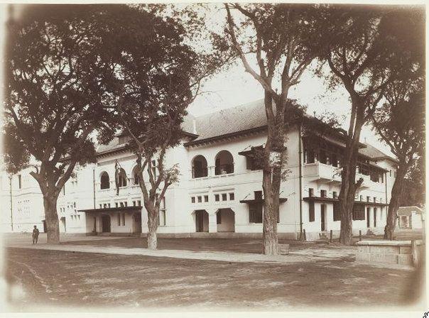 Kantor Pos, Djogjakarta