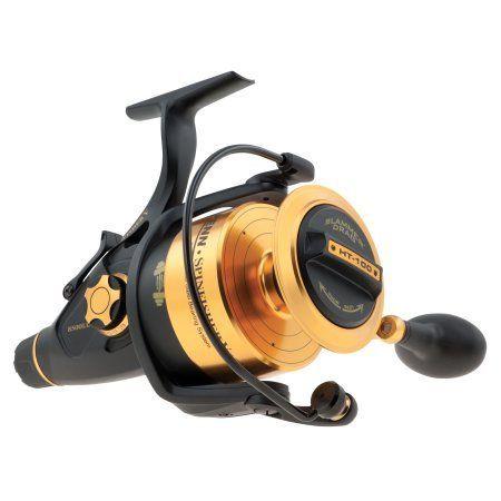 Penn Spinfisher V Fishing Reel, SSV8500LL, Boxed, Multicolor