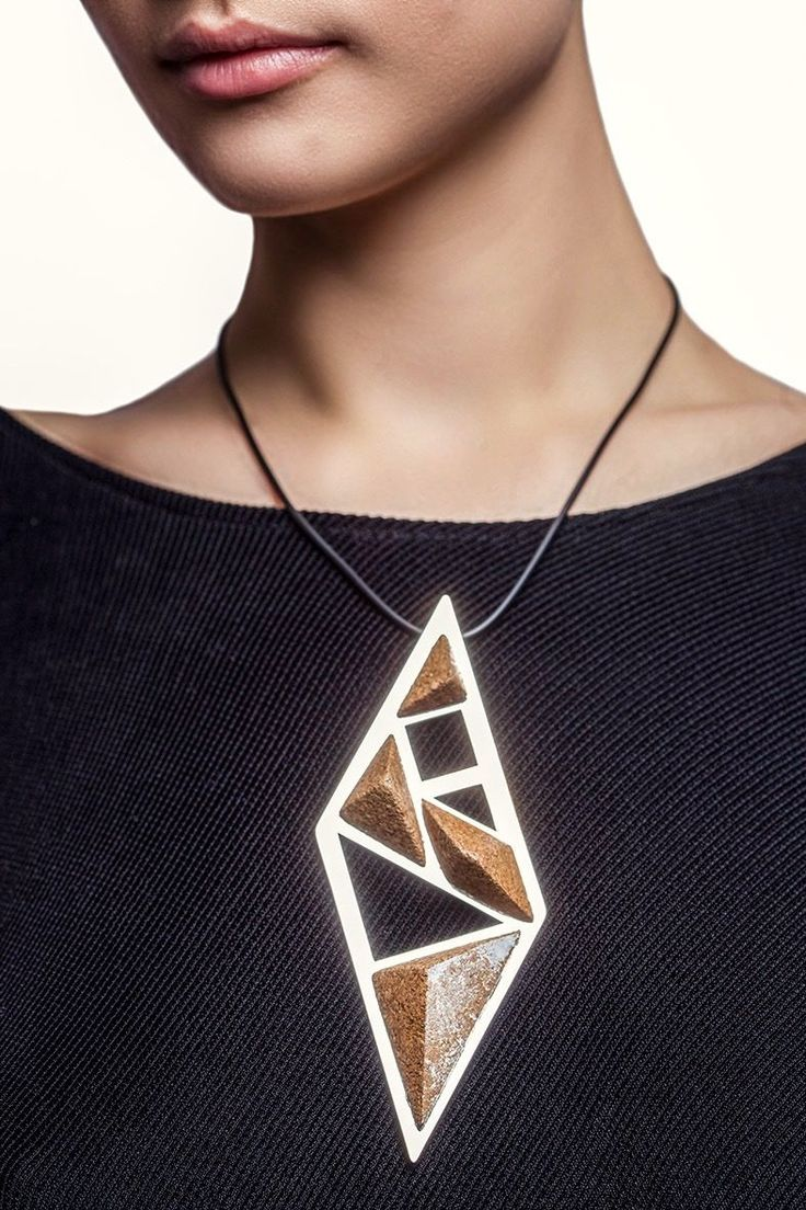 Wrath Necklace via LIFE IN MONO. Click on the image to see more!