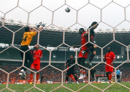 Preview Laporan Hasil Pertandingan : Persijap Jepara vs Persija Jakarta 16 April 2014 - Tim Persija kembali melanjutkan tren positif belum terkalahkan di ISL
