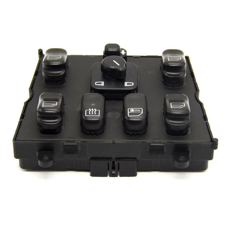 Electric Power Window Master Control Switch For Mercedes-Benz ML320 ML430 ML500 #Generic