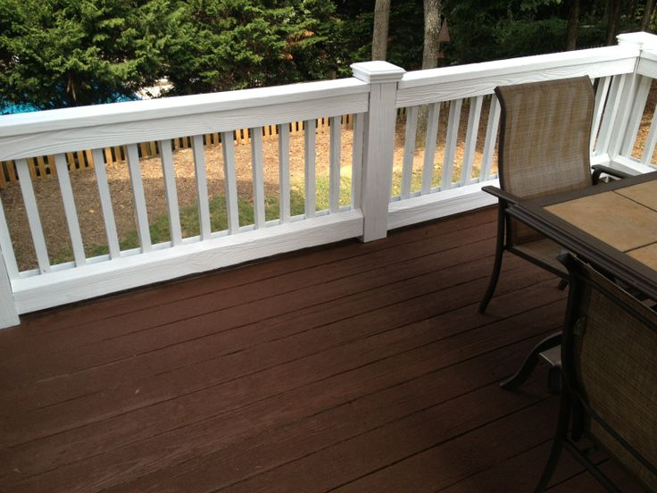 Deck Paint That Fills Cracks ~ Best deck and dock stain colors images on pinterest