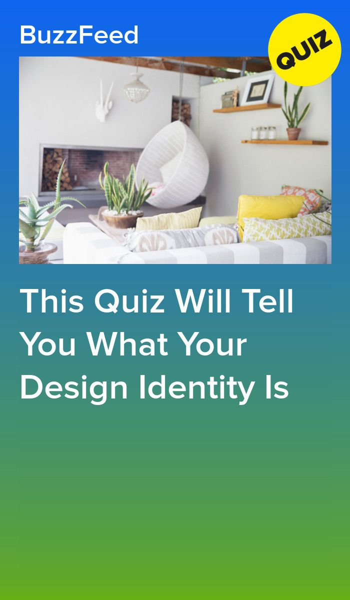This Quiz Will Tell You What Your Design Identity Is  Design