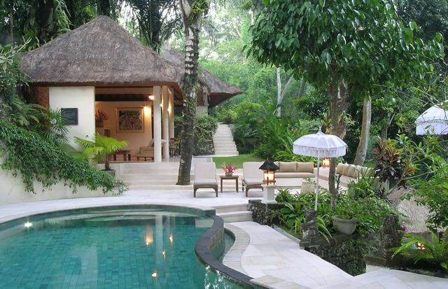 Villa Kembali on The River | 5 bedrooms | Tabanan is 22 minutes to Nirwana Bali Golf Club