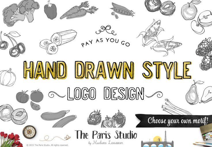Pay As You Go DIY Custom Logo Design: Website Logo, Blog Logo and Business Logo