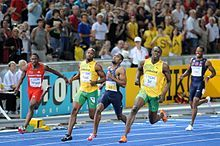 List of world records in athletics - Wikipedia, the free encyclopedia