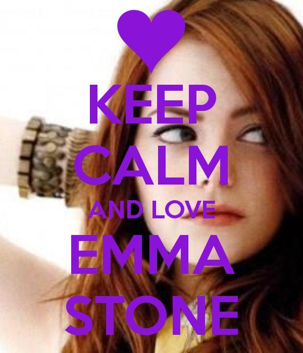 Keep calm: Emma Stone (03)