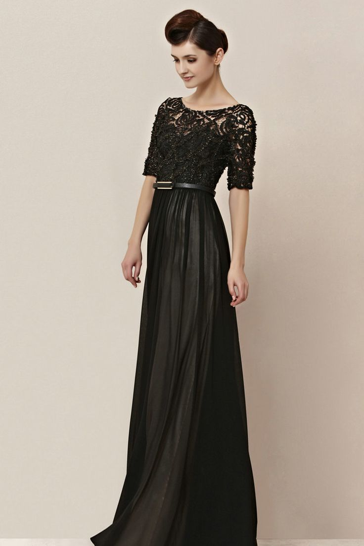 Black dress long formal - Black Dress Long Formal 21