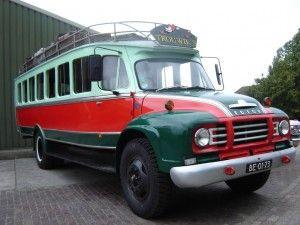 Bedford rood groen