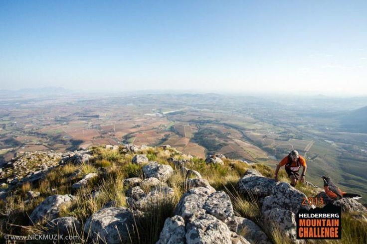 Helderberg Mountain Challenge, South Africa Trail run