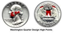 Grading Washington Silver Quarters Made Easy: Understanding Grades for…