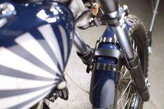 "Yamaha XT 600Z ""Sonne"" by Benders"