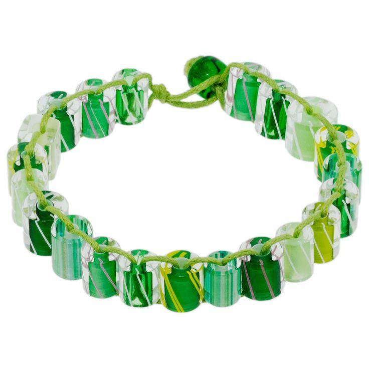 Paddy's Bracelet | Fusion Beads Inspiration Gallery