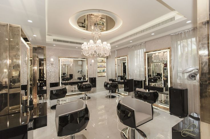 The lounge la loge beauty lounge salon inspiration for 7 shades salon dubai