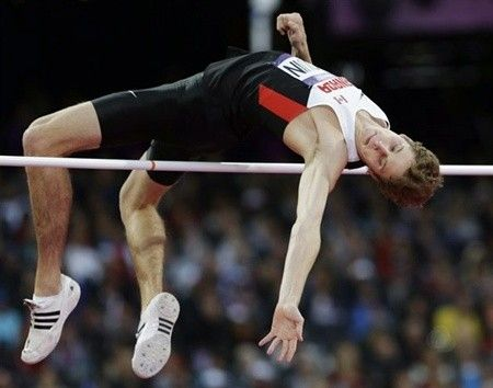 Derek Drouin won gold at the 2016 Summer Olympics and is also the reigning world champion in high jump.He previously won a bronze medal at the 2012 Summer Olympics and a bronze medal at the 2013 World Championships.