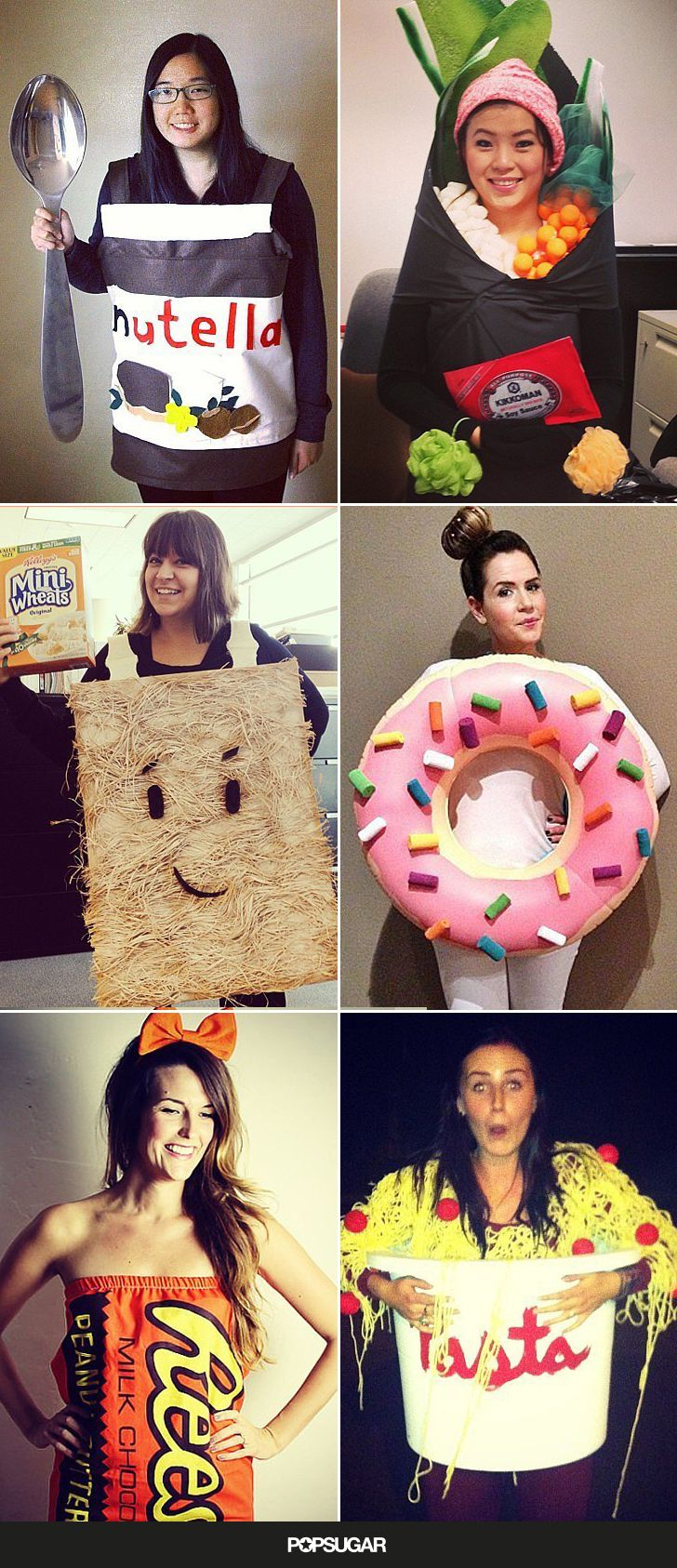 40 Halloween Costumes Inspired by Your Favorite Foods