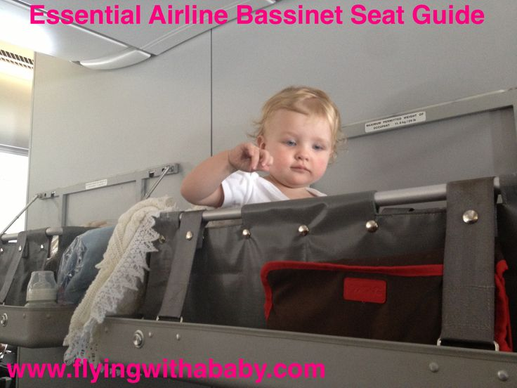 29 Best Airline Baby Bassinets Images On Pinterest Baby