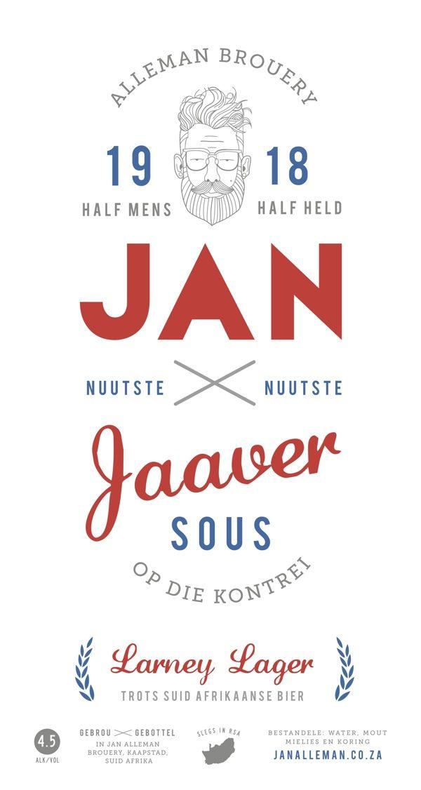 Jan Craft Beer by Wanda Priem