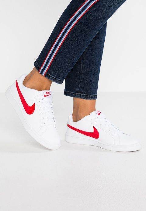 competitive price ce0fe 2d8a1 COURT ROYALE - Baskets basses - white university red v roce 2019   • nova  generace   Adidas sneakers, Sneakers a Sneakers nike