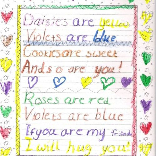 funny valentines for will hug and also you day and i poems with short - Short Valentines Poems