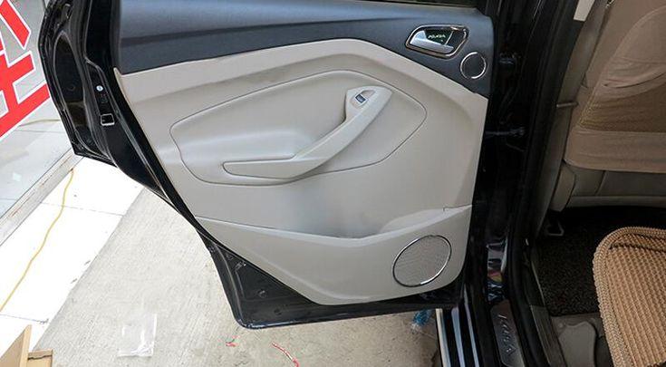 For ford escape 2013 2014 2015 interior speaker cover trim - Ford escape interior accessories ...