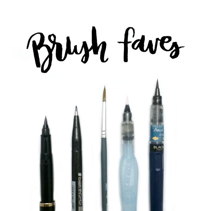 25 Best Ideas About Pentel Brush Pen On Pinterest