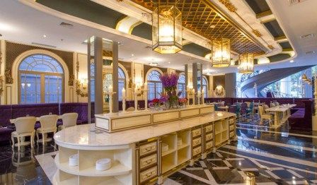 Park View Hotel di Sukajadi Bandung alamat hotel, harga kamar, tarif menginap, boking Agoda