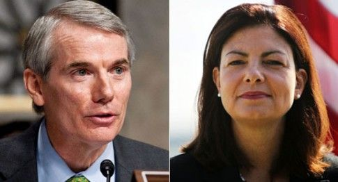 Rob Portman and Kelly Ayotte Cowardly Back Away From Unemployment Benefits Extension