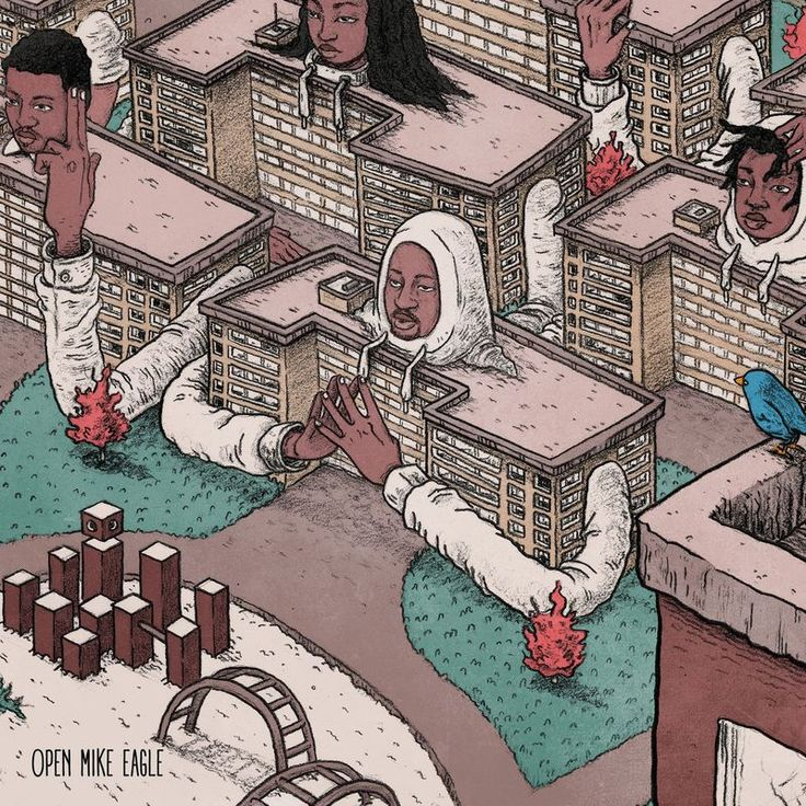 Brick Body Kids Still Daydream by Open Mike Eagle