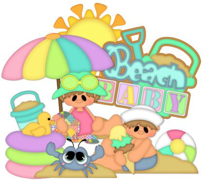 Beach Baby - Treasure Box Designs Patterns & Cutting Files (SVG,WPC,GSD,DXF,AI,JPEG)