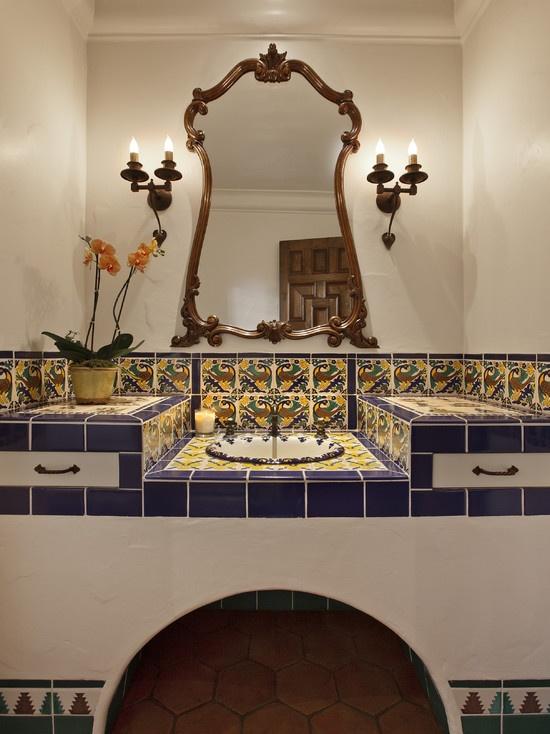 Best 25+ Mediterranean bathroom mirrors ideas on Pinterest ...