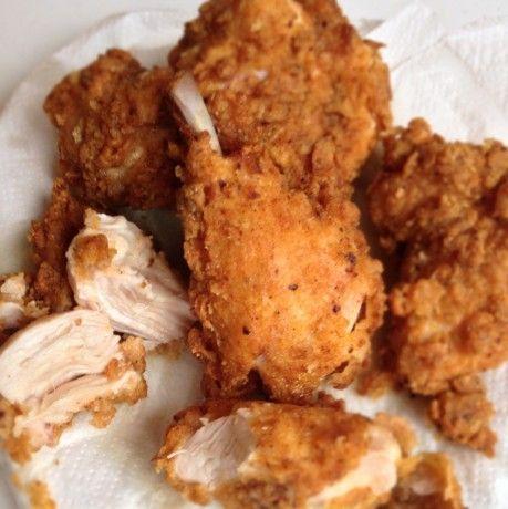 Jak zrobić kurczaka rodem z KFC?