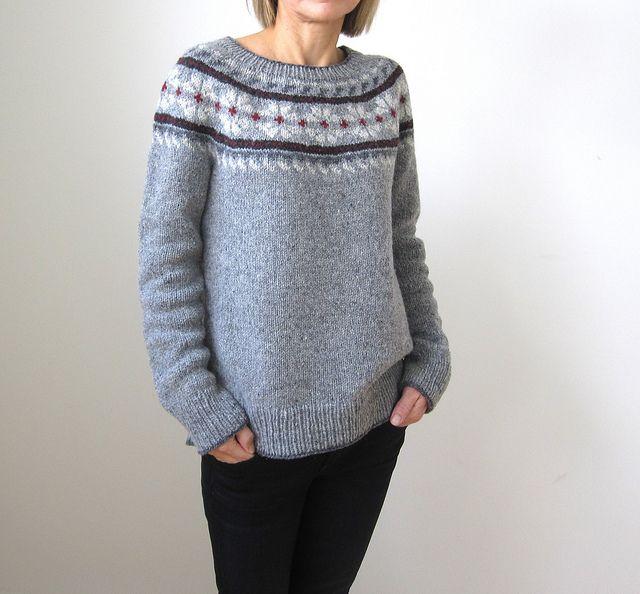Ravelry: SnowFlower pattern by Heidi Kirrmaier