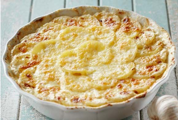 The Best Canadian Swiss Cheese Scalloped Potatoes recipe - Canadian Living
