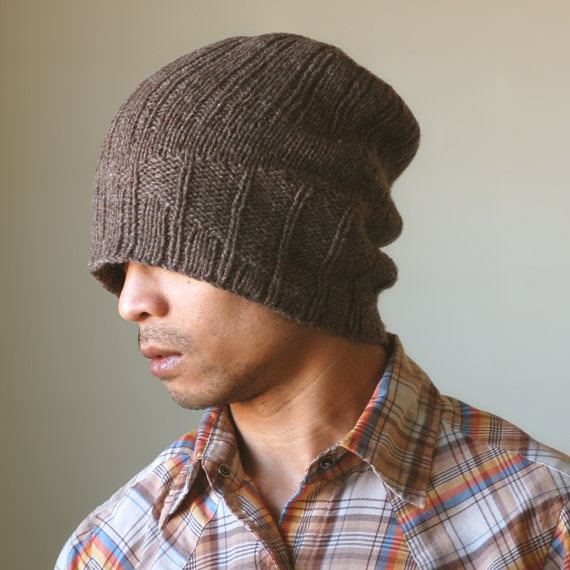 Knitting Patterns Images : 17 Best ideas about Mens Knit Hats on Pinterest Mens knits, Pattern bo...