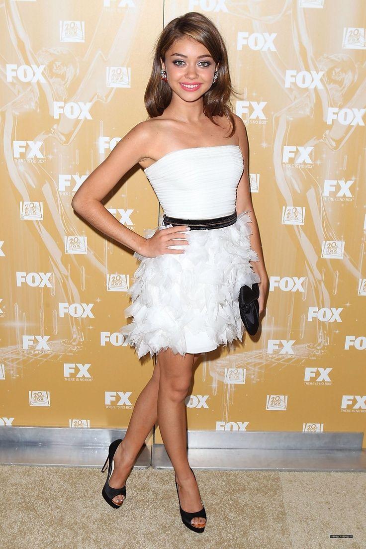Fashion star black and white dress