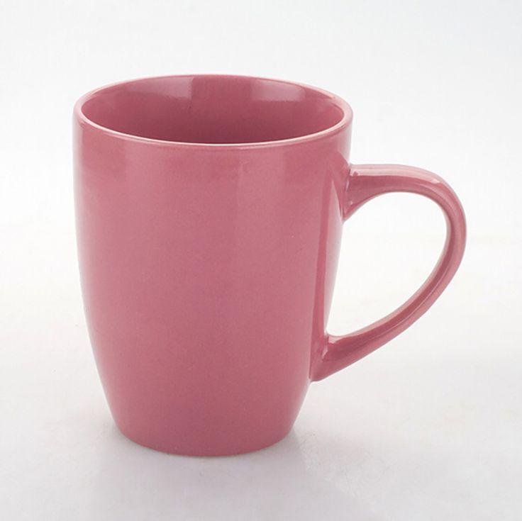 Полный фиолетовый кофе керамические кружки индивидуальные рекламные кружки чашки белые чашки кофе кружка чашки с крышкойкупить в магазине Promotional Gifts StoreнаAliExpress