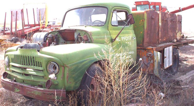 1950 International Trucks for Sale | Restored, Original & Restorable IHC International Trucks For Sale