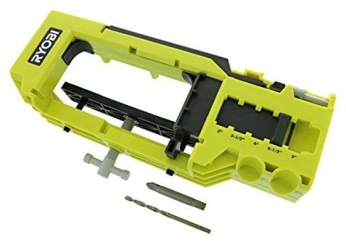 Ryobi A99HT2 Door Hinge Installation Kit//Mortiser Template