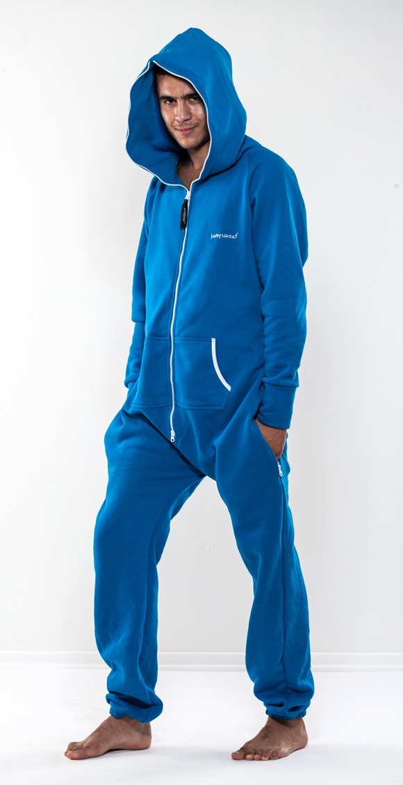 Skyjumper jumpsuit for men of Jumpsweat Collection!