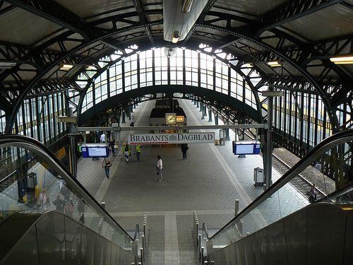 Station 's-Hertogenbosch / Den Bosch