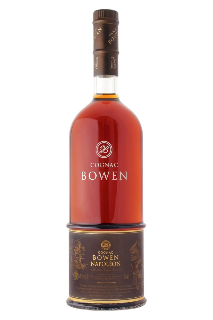#Bowen #Napoleon #Cognac is a mature cognac that has been aged in oak barrels for at least six years