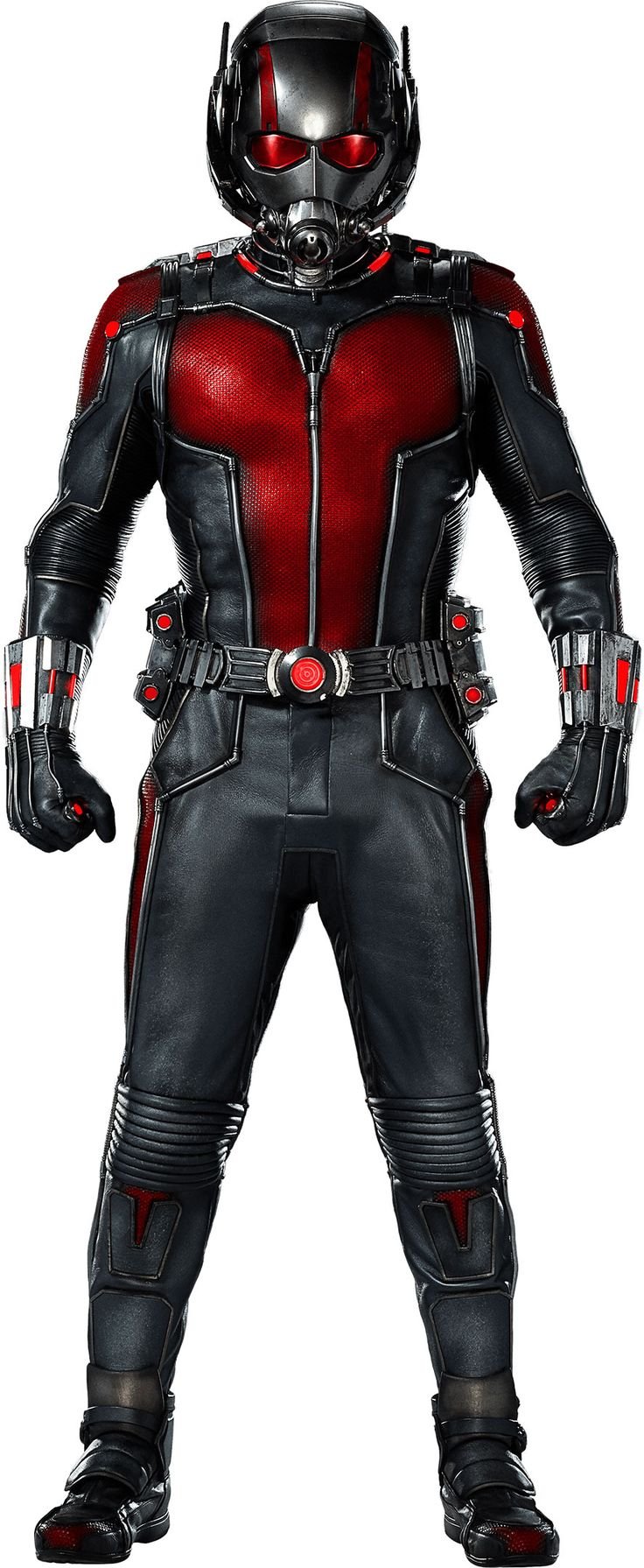 Closer Look At ANT-MAN Suit Revealed With Intriguing New 'Pym Particles' Details