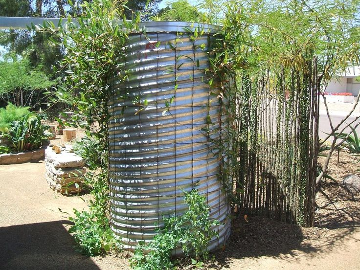 Culvert Cistern For Rainwater Harvesting | Orchard And Veggies And  Permaculture | Pinterest | Rainwater Harvesting, Permaculture And Garden  Ideas