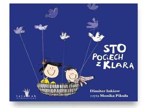 Sto pociech z Klarą - Inkiow Dimiter | Książka w Sklepie EMPIK.COM