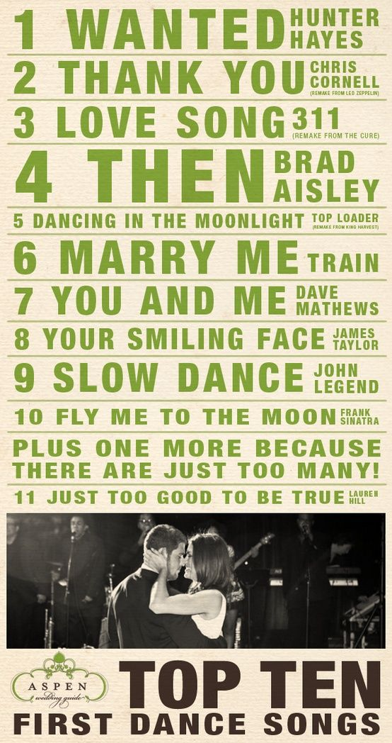 80 Best Wedding Song Ideas Images On Pinterest